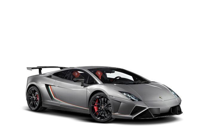 Lamborghini Gallardo LP 570-4 Squadra Corse #1