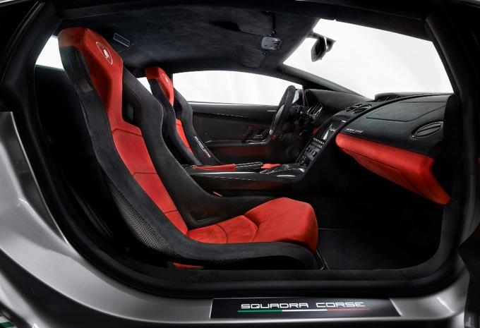 Lamborghini Gallardo LP 570-4 Squadra Corse #2