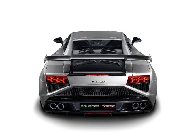 Lamborghini Gallardo LP 570-4 Squadra Corse #4