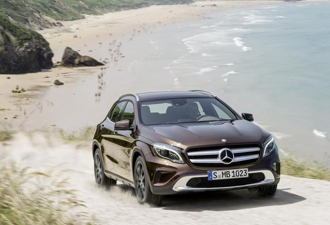 Mercedes GLA #11
