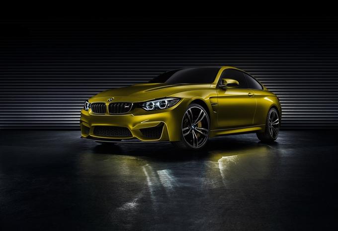 BMW M4 Concept #1