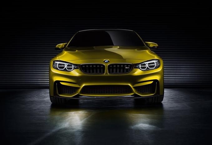 BMW M4 Concept #6