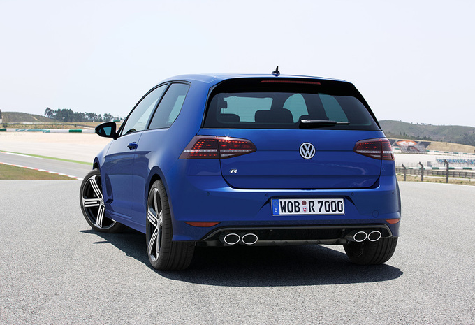 Volkswagen Golf R #2