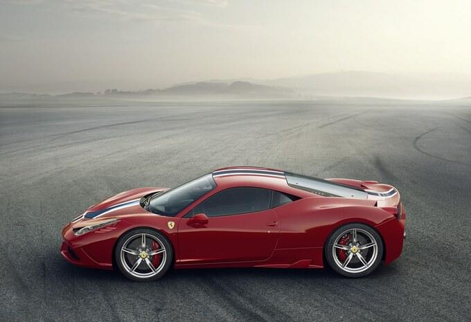Ferrari 458 Speciale #4