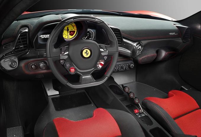 Ferrari 458 Speciale #6