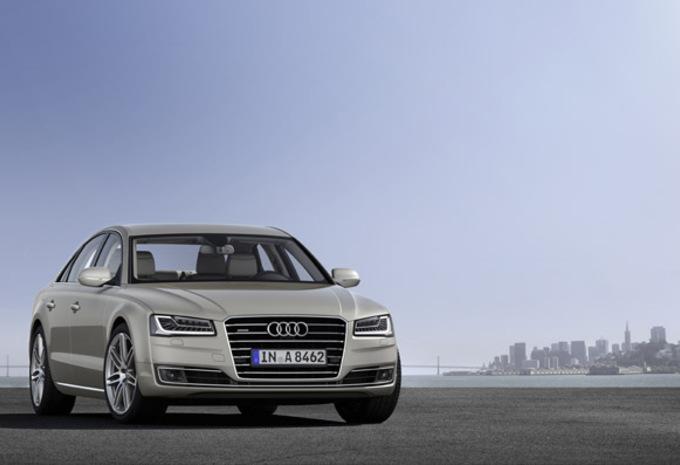 Audi A8 #1