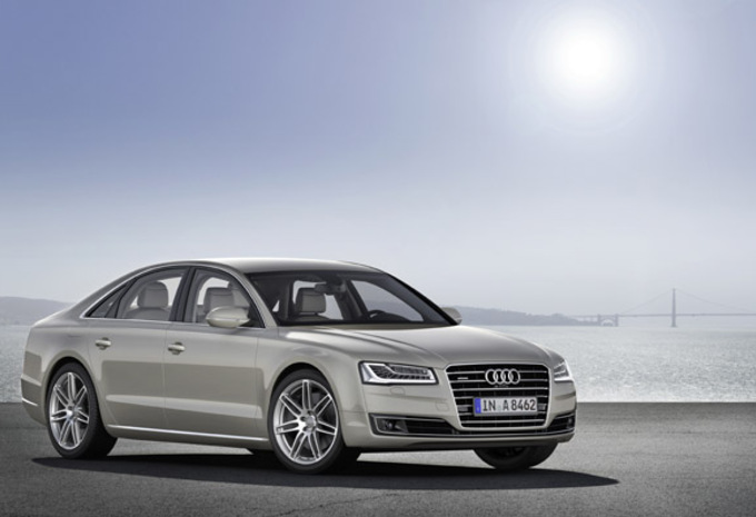 Audi A8 #4