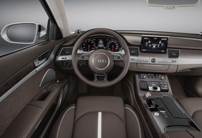 Audi A8 #8