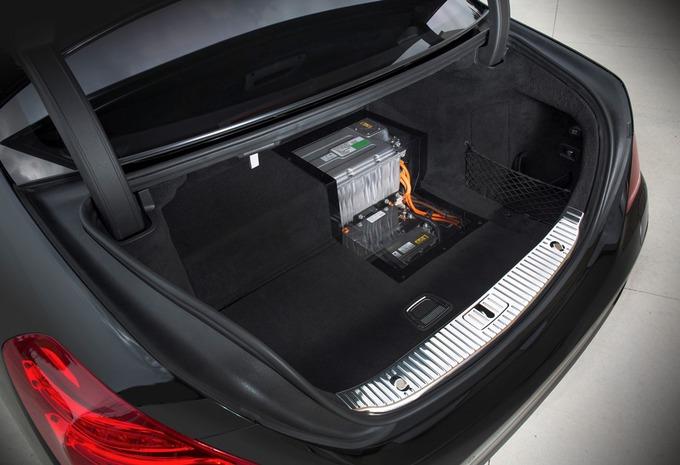 Mercedes S 500 Plug-In Hybrid #4