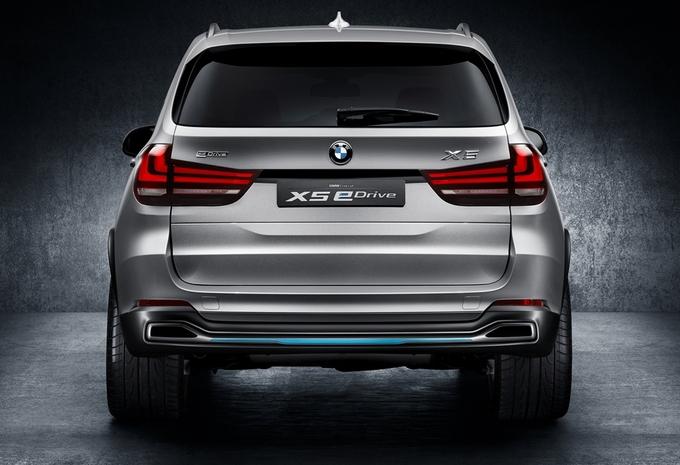 BMW Concept X5 eDrive #2