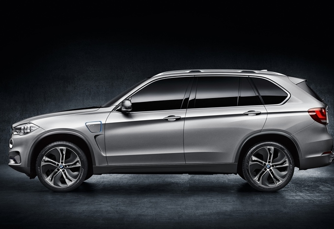 BMW Concept X5 eDrive #5