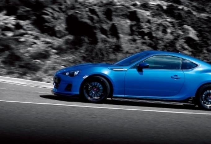 Subaru BRZ tS #2