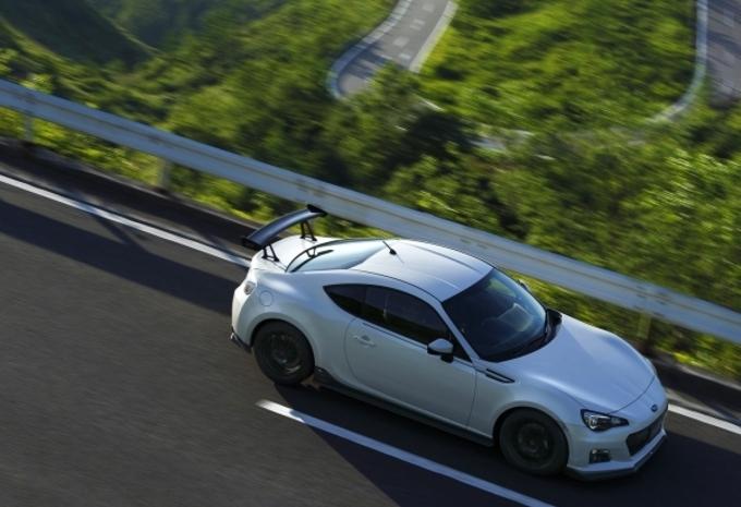 Subaru BRZ tS #3
