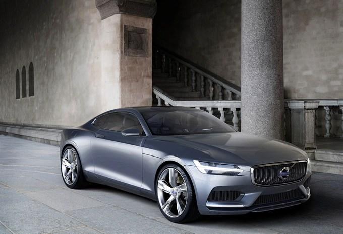 Volvo Concept Coupé #1