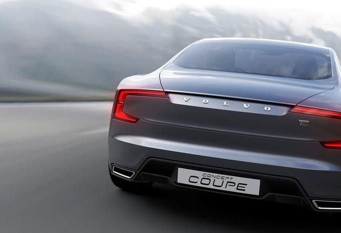 Volvo Concept Coupé #7
