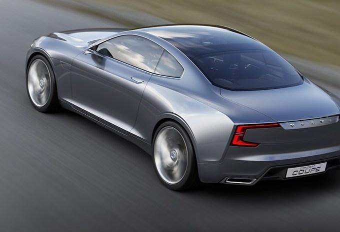 Volvo Concept Coupé #8
