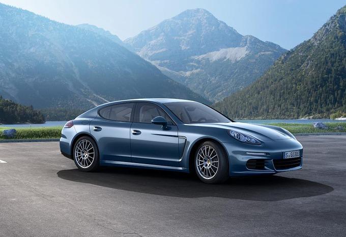 Porsche Panamera Diesel #2