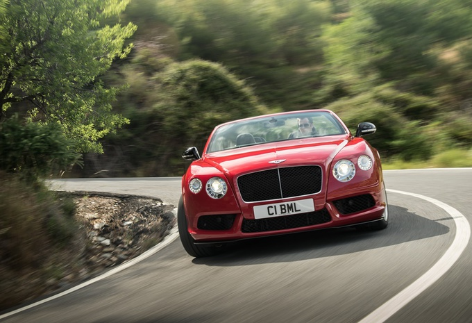 Bentley Continental GT en GTC V8 S #12