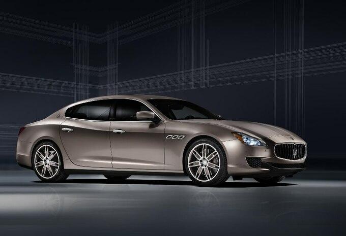 Maserati Quattroporte Ermenegildo Zegna #1