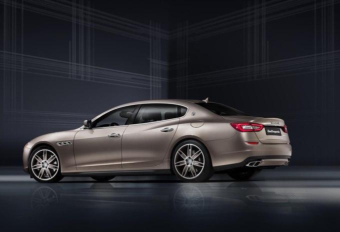 Maserati Quattroporte Ermenegildo Zegna #2