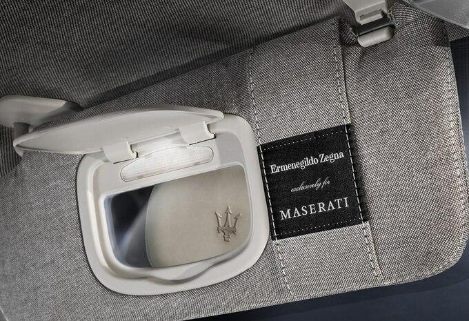 Maserati Quattroporte Ermenegildo Zegna #3