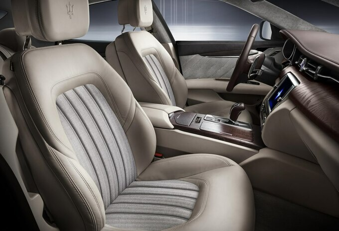 Maserati Quattroporte Ermenegildo Zegna #4