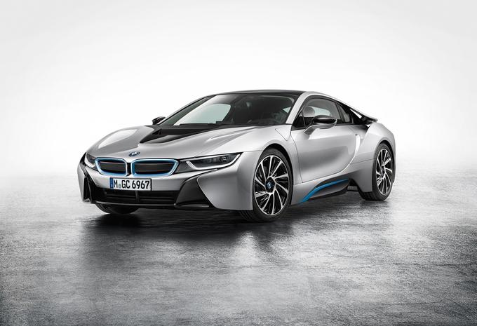 BMW i8 #3