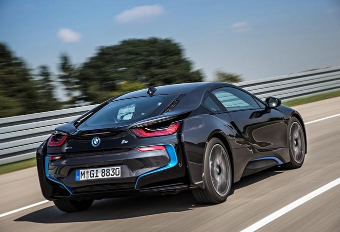 BMW i8 #5
