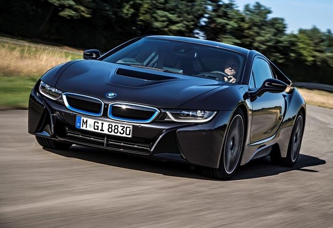 BMW i8 #6