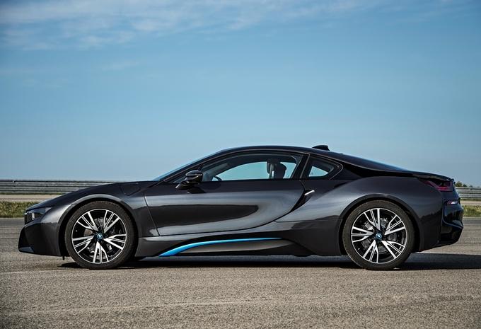 BMW i8 #7