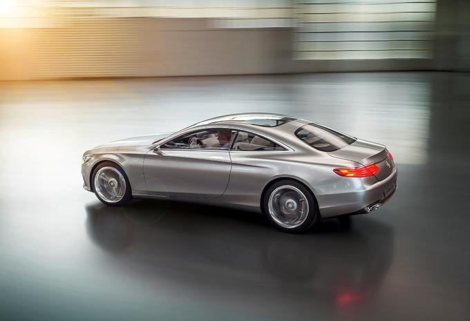 Mercedes Classe S Coupé #1