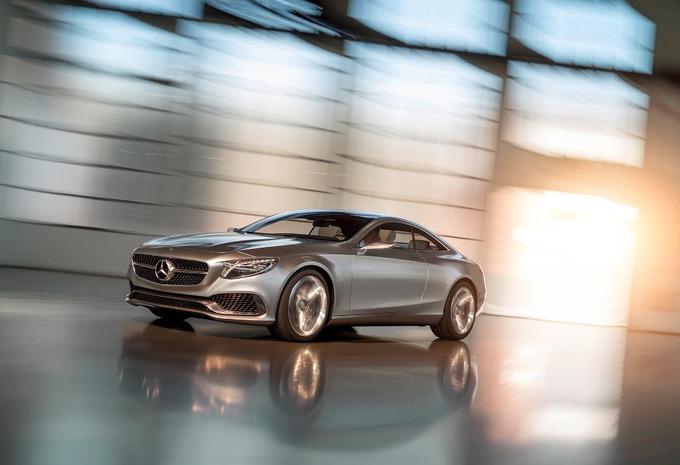 Mercedes Classe S Coupé #10