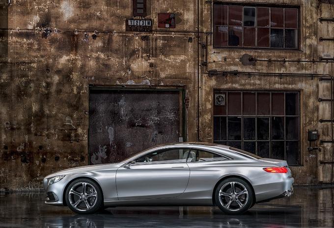Mercedes Classe S Coupé #6