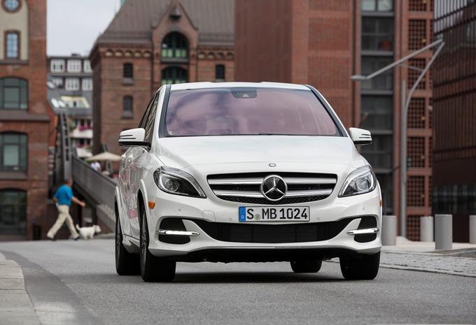 Mercedes Classe B Electric Drive #3