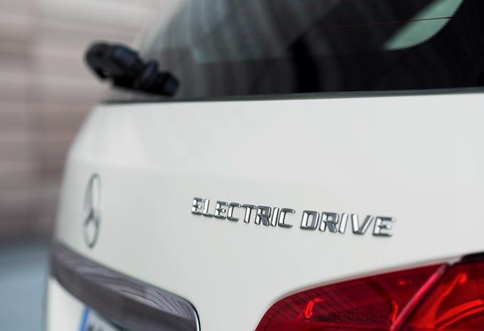 Mercedes Classe B Electric Drive #6