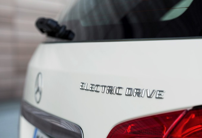 Mercedes B-Klasse Electric Drive #6