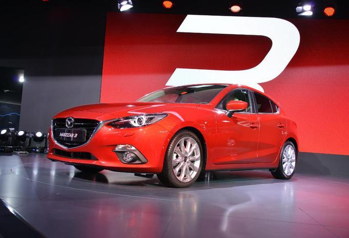 Vidéo Mazda 3 #1