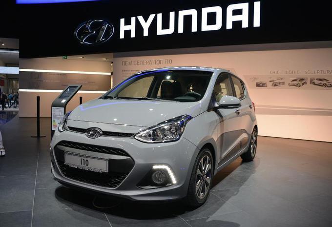 Hyundai i10 #1