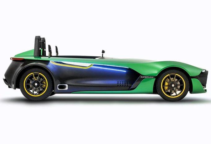 Caterham AeroSeven Concept #2