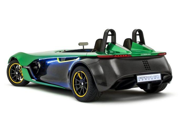 Caterham AeroSeven Concept #3