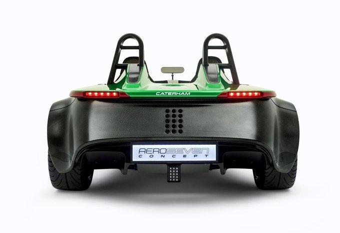 Caterham AeroSeven Concept #5