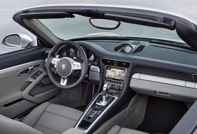 Porsche 911 Turbo (S) Cabriolet #4