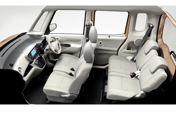 Mitsubishi eK Space #4
