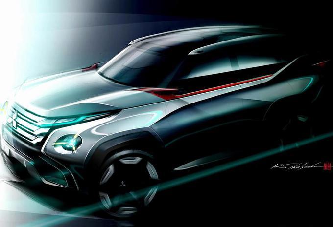 3 Mitsubishi concepts in Tokio #1