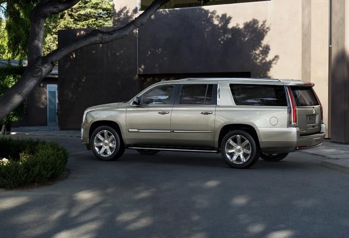 Cadillac Escalade #5