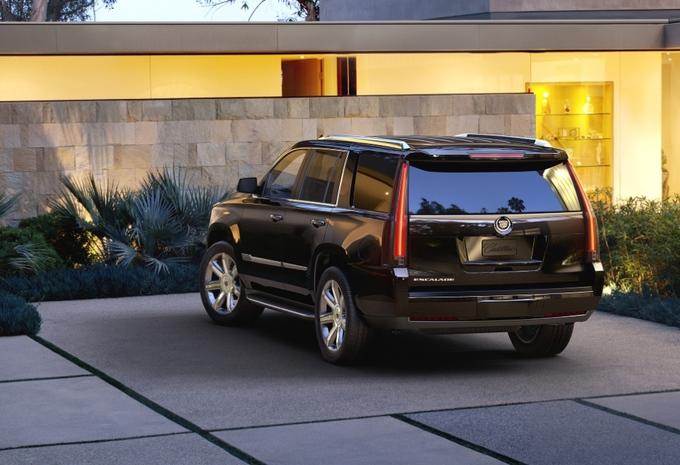 Cadillac Escalade #6