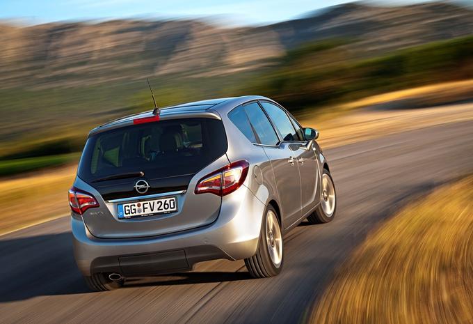 Opel Meriva #4