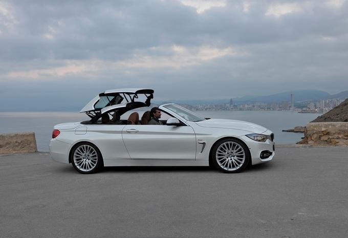 BMW 4-Reeks Cabrio #3