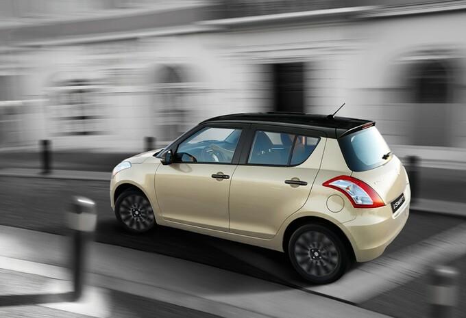 Suzuki iSwift en vente sur Internet #2