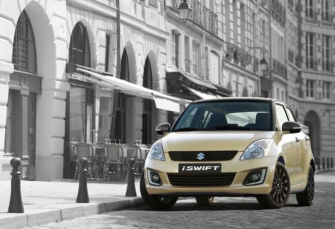 Suzuki iSwift en vente sur Internet #3
